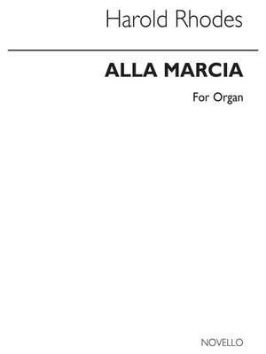 Harold Rhodes: Alla Marcia Organ