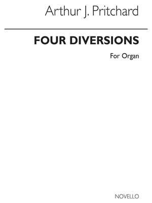 Arthur J. Pritchard: Four Diversions Organ