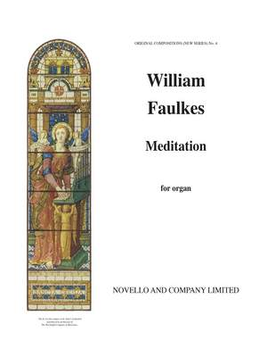 William Faulkes: Meditation Organ