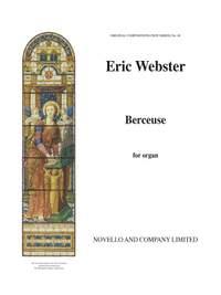 Eric Webster: Berceuse Organ