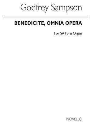 Godfrey Sampson: Benedicite Omnia Opera