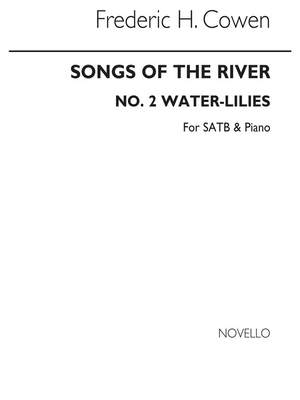 Frederic H. Cowen: Songs Of The River No.2 Water-Lilies