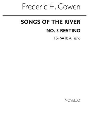 Frederic H. Cowen: Songs Of The River No.3 Resting