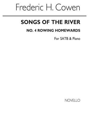 Frederic H. Cowen: Songs Of The River No.4 Rowing Homewards