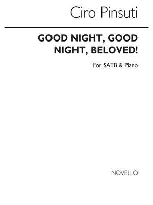 Ciro Pinsuti: Good Night Good Night Beloved!