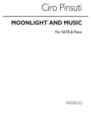 Ciro Pinsuti: Moonlight And Music