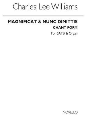 C. Lee Williams: Magnificat And Nunc Dimittis