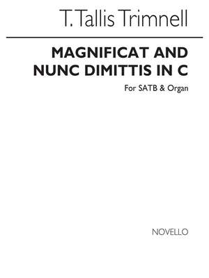 T.T. Trimnell: Magnificat And Nunc Dimittis In C