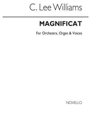C. Lee Williams: Magnificat And Nunc Dimittis In C