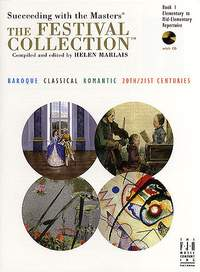 The Festival Collection Book 1