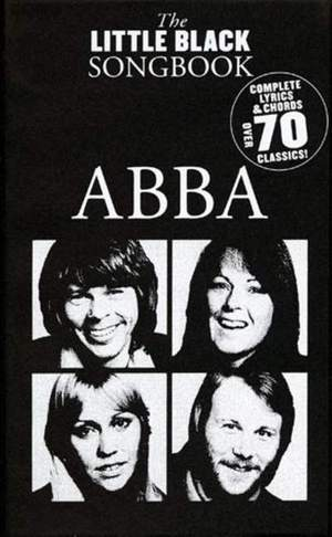 The Little Black Songbook: ABBA