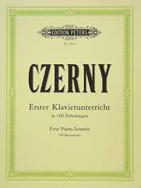 Czerny, C: 100 'Recreations'