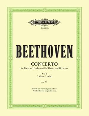 Beethoven: Concerto No.3 in C minor Op.37