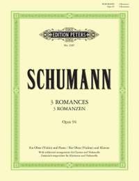 Schumann, R: 3 Romances Op.94