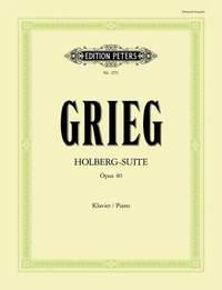 Grieg: Holberg Suite Op.40