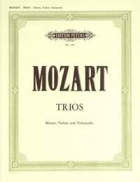 Mozart: Piano Trios, Complete edition