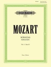 Mozart: Sonatas Vol.1