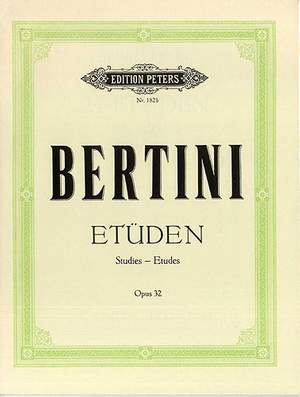 Bertini, H: Studies Vol.2