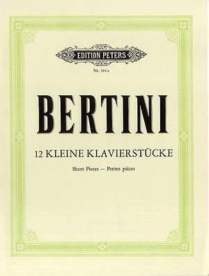 Bertini, H: 12 Short Pieces