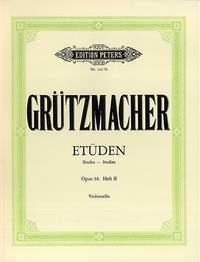 Grutzmacher, F: 24 Studies Op.38 Vol.2