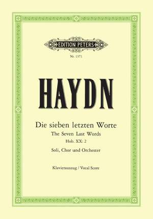 Haydn: The Seven Last Words