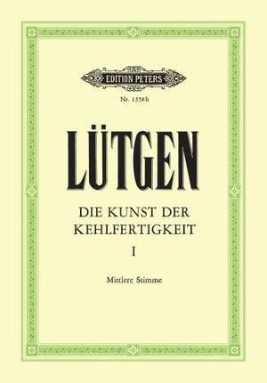 Lutgen, B: Art of Velocity Vol.1