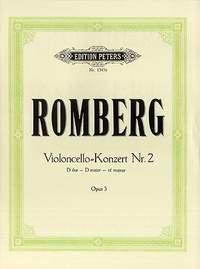 Romberg, A: Concerto No.2 in D Op.3