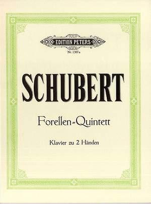 Schubert: Trout Quintet Op.114