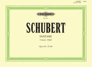 Schubert: Fantasia in F minor Op.103/D940