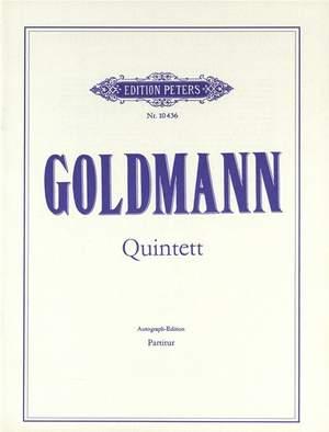 Goldmann, Friedrich: Quinett