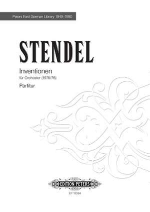 Stendel, Wolfgang: Inventionen