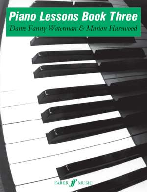 Fanny Waterman_M. Harewood: Piano Lessons Book 3