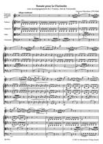 Meyerbeer, G: Quintet for Clarinet, 2 Violins, Viola and Violoncello (Urtext) Product Image
