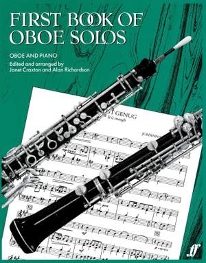 J. Craxton_A. Richardson: First Book of Oboe Solos