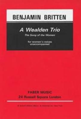 Britten, Benjamin: Wealden Trio