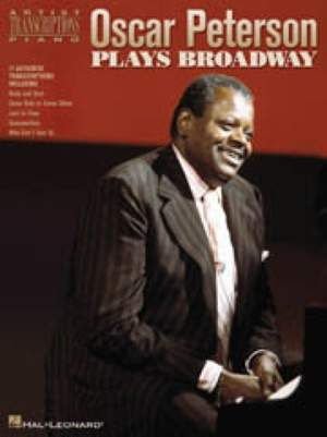 Peterson, Oscar: Oscar Peterson Plays Broadway (piano)
