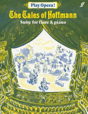 Offenbach, Jacques: Tales of Hoffmann (flute and piano)