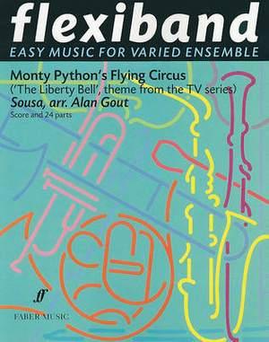 Sousa, John Philip: Monty Python. Flexiband (score & parts)