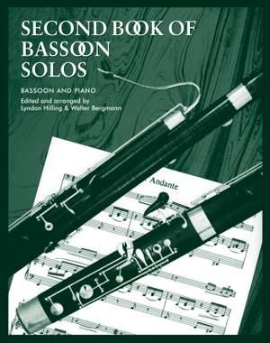 L. Hilling_Walter Bergmann: Second Book of Bassoon Solos
