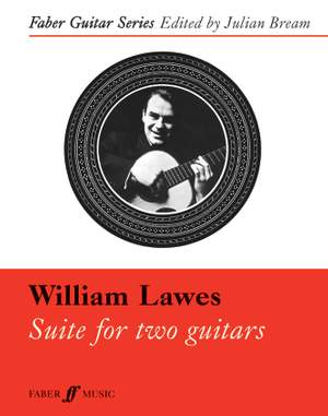 Lawes, William: Suite for two guitars