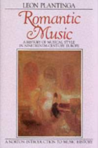 Plantinga: Romantic Music