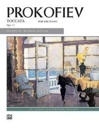 Serge Prokofiev: Toccata, Op. 11