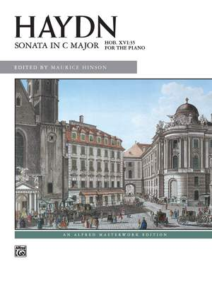 Franz Joseph Haydn: Sonata in C, Hob. XVI/35