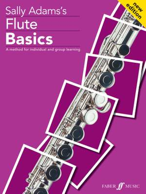 Sally Adams: Flute Basics - Pupil's Book