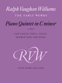 Vaughan Williams: Piano Quintet in C minor