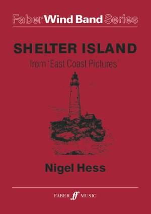 Nigel Hess: Shelter Island. Wind band