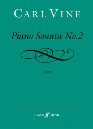 Carl Vine: Piano Sonata No.2