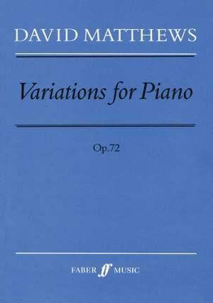 David Matthews: Variations