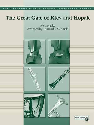 Modest Mussorgsky: Great Gate of Kiev & Hopak
