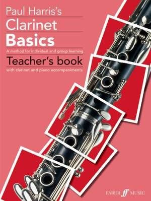 Clarinet Basics (teacher's book)